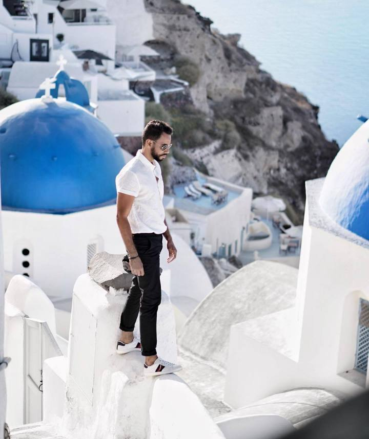 HisOOTD #Travels to GREECE