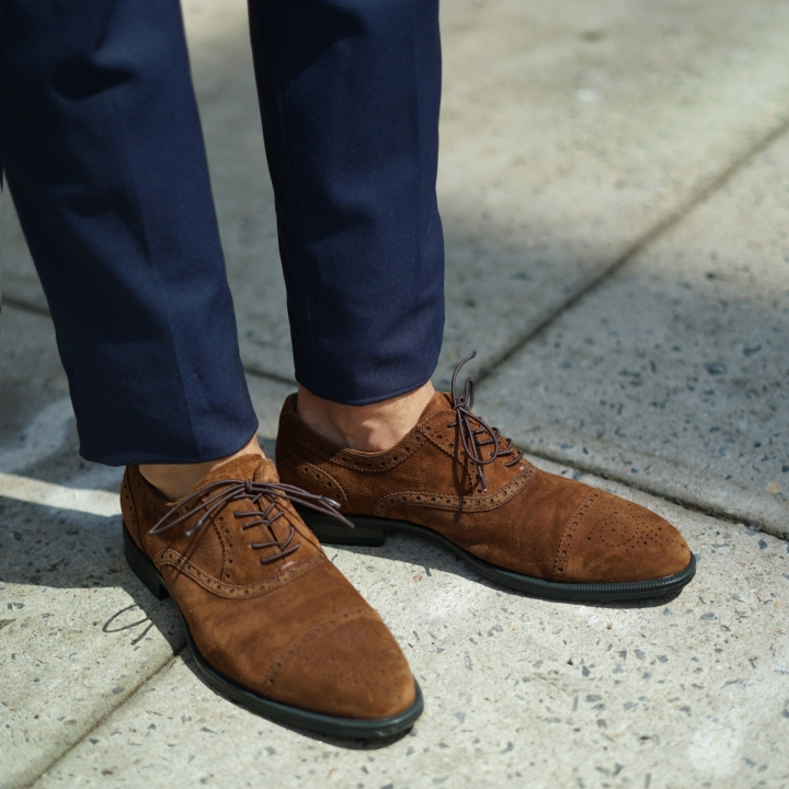 Kenneth Cole – Futurepod Oxford Shoes